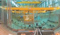 Установка фундамента под вспомогательный двигатель яхты