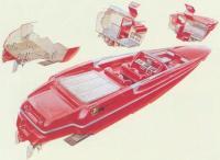 Устройство катера