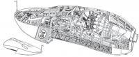 """Устройство первого в мире катера с реактивным двигателем — это та же """"Синяя птица К4"""""""