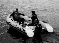 """В числе тестовых лодок были РИБы нижегородской компании """"LS-Boats"""""""