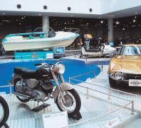 В музее компании Yamaha