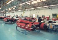 В Рошфоре рождаются все типы надувных лодок