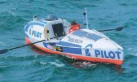 Весельная лодка «Pilot»