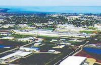 Вид главного комплекса с высоты птичьего полета