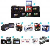 Внешний вид аккумуляторов разных фирм