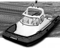 Внешний вид лодки «Стрингер-550»
