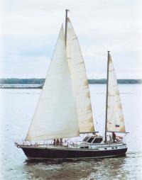 Внешний вид яхты Екатерина II