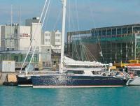 Внешний вид яхты Sete Marin