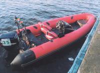 """Внутреннее устройство лодки """"Буревестник В-530Н"""""""