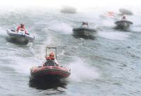 Водномоторники на дистанции