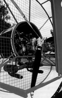Воздушный винт планируется заменить на более тяговитый