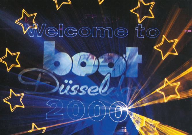 Welcome to «Boot Dusseldorf 2000»