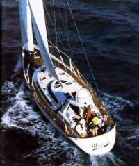 Яхта-люкс «Марта-Е» длиной 27,8 метров