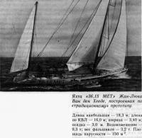 Яхта «36,15 МЕТ» Жан-Люка Ван ден Хееде