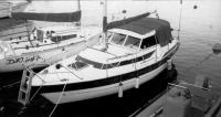 Яхта Daphnia у причала