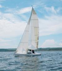 Яхта класса Open 800