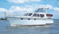 Яхта «Pedro Solana 38» на ходу