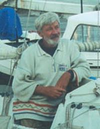 Яхтсмен-одиночник Евгений Гвоздев
