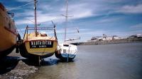 Яхты беспомощны при отливе