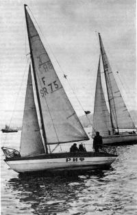 Яхты «Риф» и «Сталкер»