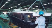 Заполнение пустот уплотнителем при установке палубной секции