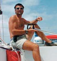 Жан-Пьер Мулин — победитель гонки во второй группе