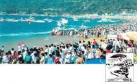 Зрители на берегу