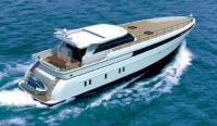 23-метровая моторная яхта