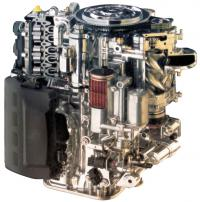 """Двигатель подвесного мотора """"Verado"""""""