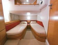 Двухместная спальная каюта