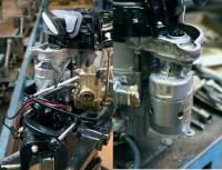Элементы двигателя нового