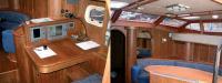 Элементы интерьера яхты
