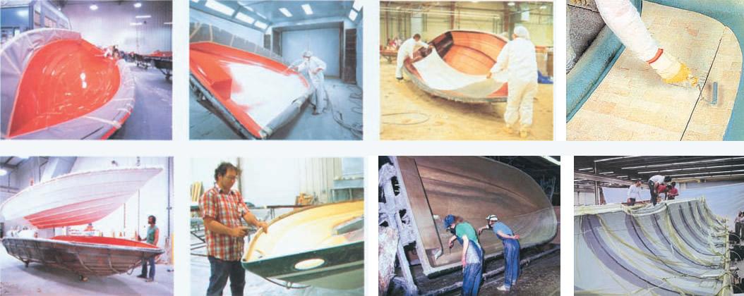 Этапы изготовления корпуса судна