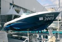 Flyer 750, выставленный на морском салоне в Генуе в конце прошлого года