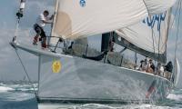 Фото яхты Maximus на ходу