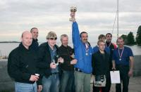 Групповое фото победителей соревнования