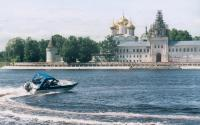 Испытания катера КС-700