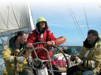 Команда яхты Апостол Андрей