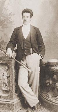 Константин Константинович Чекмарев