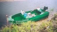 Лодка из алюминия Ноябрьчанка-010