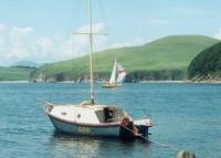 "Моя яхта ""Дар"" (на базе рыболовного мотобота)"