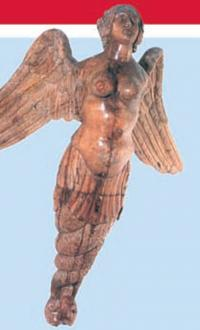 Носовая фигура сирена