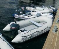 """Новый бренд от """"Yamaha"""" надувные лодки """"Silverado"""""""