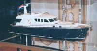Один из вариантов исполнения яхты