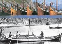 Остроносые промысловые лодки