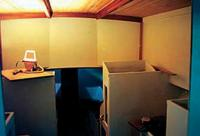 Отсутствие частого поперечного набора делает помещения просторнее