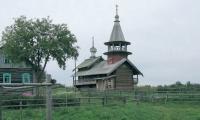 Памятник деревянного зодчества