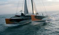Парусный катамаран Orange 2