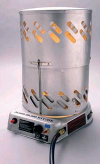 Переносной газовый обогреватель конвекторного типа