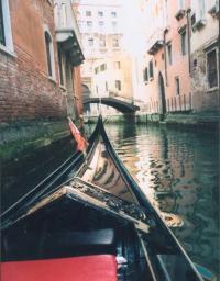 Плавание на гондоле по Венеции